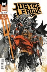 DC Comics's Justice League Issue # 10