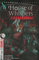 Vertigo's House of Whispers Issue # 12