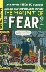 Russ Cochran's Haunt of Fear Issue # 5