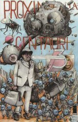 Image Comics's Proxima Centauri Issue # 3