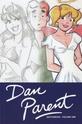 McMann & Tate's Dan Parent Sketchbook TPB # 1