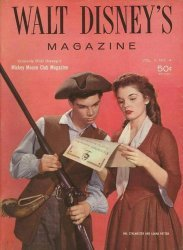 Western Printing Co.'s Walt Disney's Magazine Issue # 4