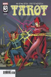 Marvel Comics's Tarot Issue # 3c