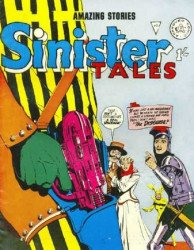 Alan Class & Company's Sinister Tales Issue # 95