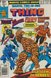 Marvel Comics's Marvel Two-in-One Issue # 51