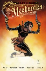 Benitez Productions's Lady Mechanika: Sangre Issue # 1b