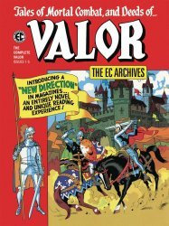 Dark Horse Comics's EC Archives: Valor Hard Cover # 1