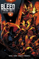 Vault Comics's Bleed Them Dry Issue # 5b