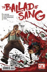 Oni Press's The Ballad of Sang Issue # 5