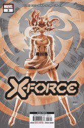 Marvel Comics's X-Force Issue # 3 - 2nd print