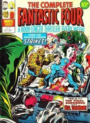 Marvel UK's Complete Fantastic Four Issue # 12