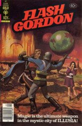 Gold Key's Flash Gordon Issue # 27