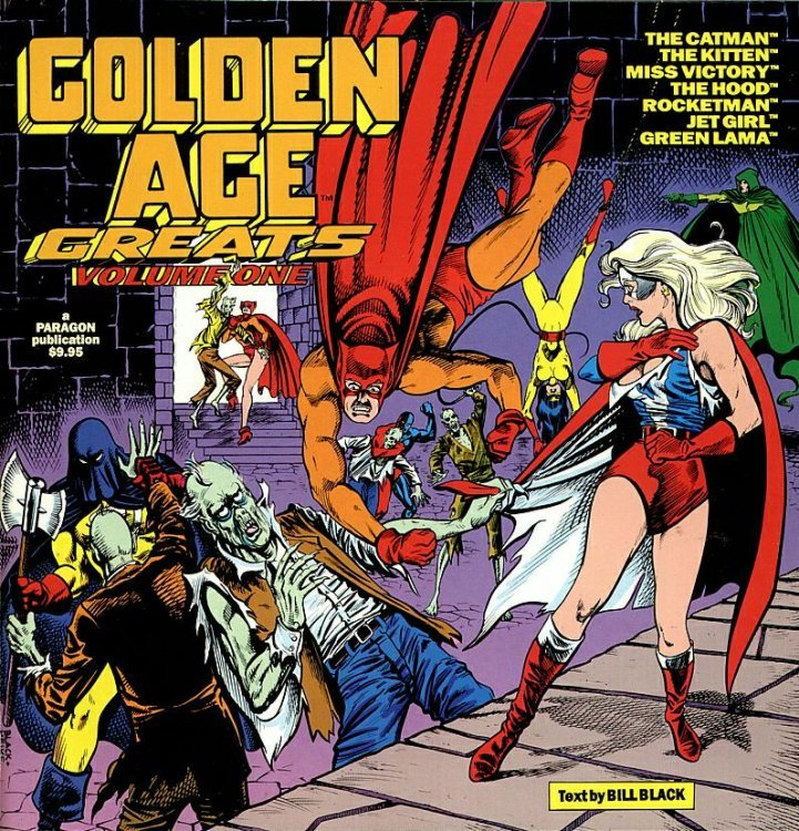 Free Comic Book Day Values: Golden Age Greats 1 (AC Comics)