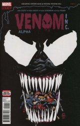 Marvel Comics's Amazing Spider-Man/Venom: Venom Inc. - Alpha Issue # 1