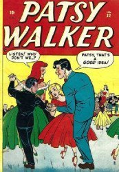 Bell Features's Patsy Walker Issue # 32