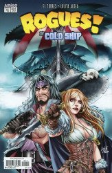 Amigo Comics's Rogues!: Cold Ship Issue # 1