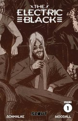 Scout Comics's The Electric Black TPB # 1