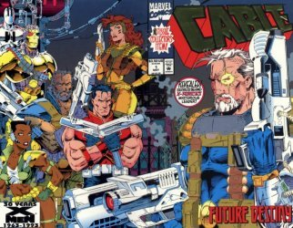 Marvel Comics's Cable Issue # 1