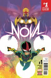 Marvel Comics's Nova Issue # 1