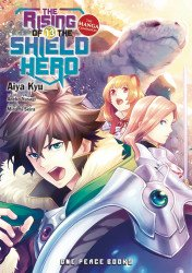 One Peace Books's The Rising of the Shield Hero: The Manga Companion Soft Cover # 13