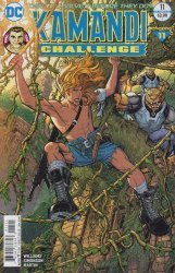DC Comics's Kamandi Challenge Issue # 11