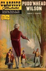 Gilberton Publications's Classics Illustrated #93: Pudd'nhead Wilson Issue # 3