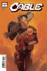 Marvel Comics's Cable Issue # 7