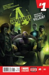 Marvel's Avengers: Undercover Issue # 1
