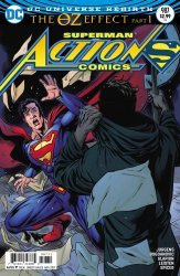 DC Comics's Action Comics Issue # 987c
