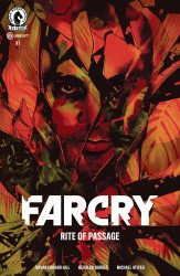 Dark Horse Comics's Far Cry: Rite of Passage Issue # 1