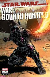 Marvel Comics's Star Wars: War of the Bounty Hunters - Alpha Issue # 1the616-a