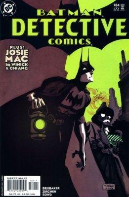 DC Comicss Detective Comics Issue 784