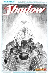 Dynamite Entertainment's The Shadow Issue # 13f