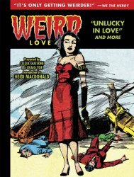 IDW Publishing's Weird Love Hard Cover # 5