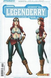 Dynamite Entertainment's Legenderry: A Steampunk Adventure Issue # 6b
