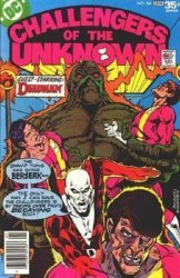 DC Comics's Challengers of the Unknown Issue # 84markjewelers