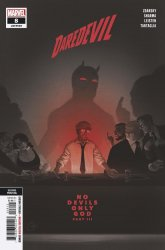 Marvel Comics's Daredevil Issue # 8 - 2nd print