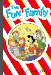 IDW Publishing's Fun Family Soft Cover # 1