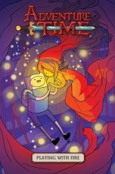 kaboom!'s Adventure Time: Playing With Fire Soft Cover # 1