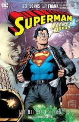 DC Comics's Superman: Secret Origin Hard Cover # 1deluxe