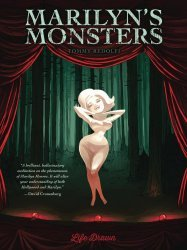 Humanoids Publishing's Marilyn's Monsters Soft Cover # 1