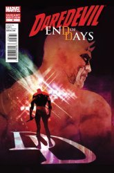Marvel's Daredevil: End of Days Issue # 8c
