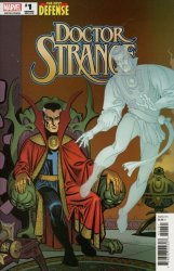 Marvel Comics's Doctor Strange: The Best Defense Issue # 1e