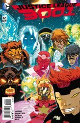 DC Comics's Justice League 3001 Issue # 12