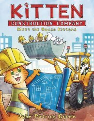 First Second Books's Kitten Construction Company Hard Cover # 1