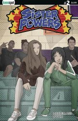 Keenspot Entertainment's Sister Powers Issue # 2