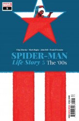 Marvel Comics's Spider-Man: Life Story Issue # 5
