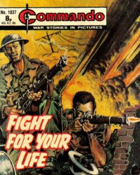 D.C. Thomson & Co.'s Commando: War Stories in Pictures Issue # 1037