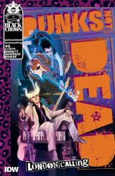 IDW Publishing's Punks Not Dead: London Calling Issue # 5