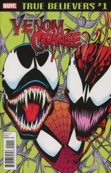 Marvel Comics's True Believers: Venom / Carnage Issue # 1